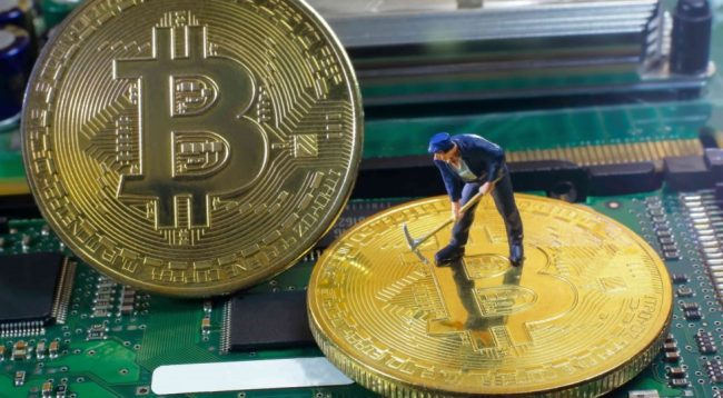 Lowering the electricity bill by mining cryptocurrency