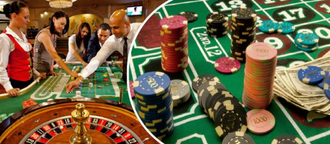 The Social Benefits of Gambling